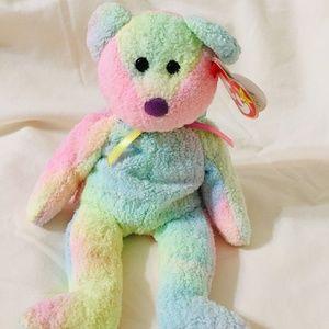 Ty Beanie Baby Groovy Bear